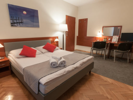 DE LUX DOUBLE ROOM 160