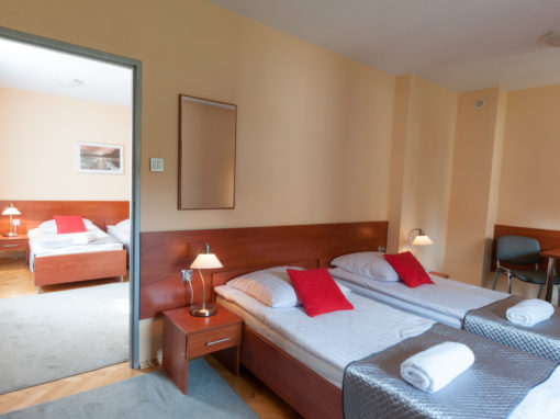 DE LUX DOUBLE ROOM